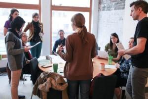HiVE Vancouver - Collaboration