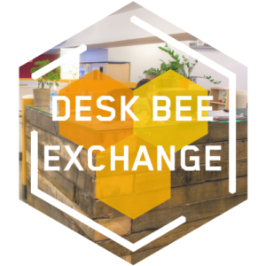HiVE Vancouver |Desk Bee Exchange