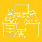 HiVE Vancouver | Permanent Desk
