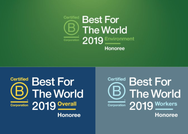 Best for the World 2019 Awards